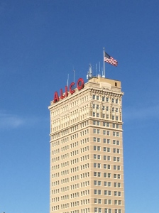 Alico building in Waco, Texas