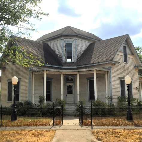 Charming home in McGregor (just outside Waco) that you'll be seeing on season three of Fixer Upper!
