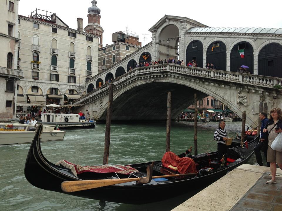 Join us on the trip extension in Venice!! it's a magical romantic place like none other!