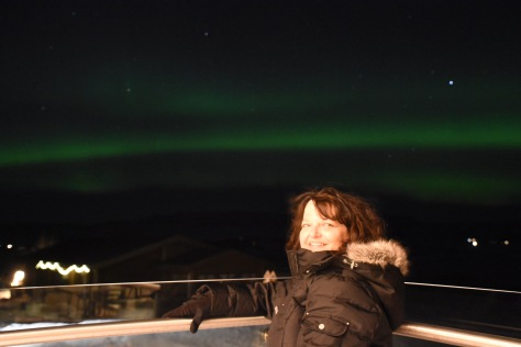 Love at first sight! The Aurora In Iceland!