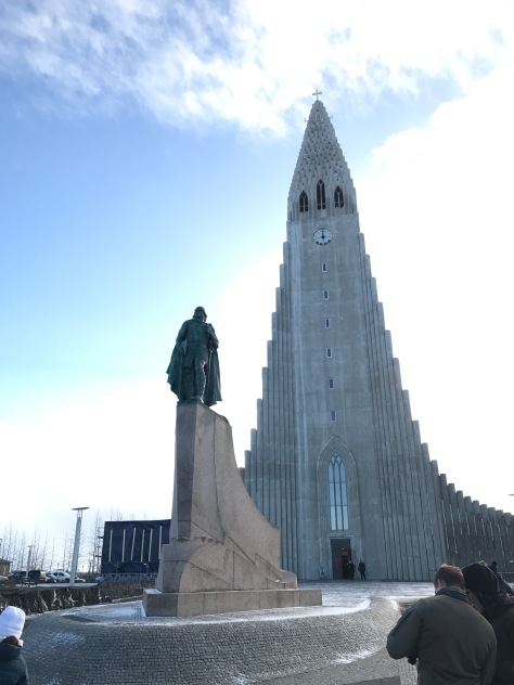 ‪Hallgrimskirkja Church