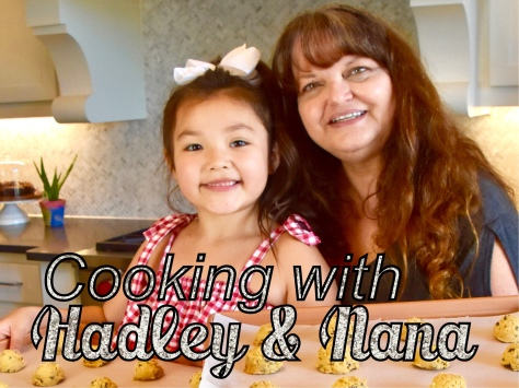 Cooking with Hadley & Nana, Season 1, Episode 1: Triple Chocolate Cake